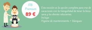 ITB precio